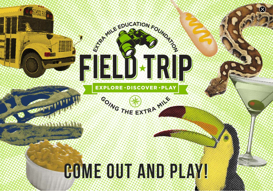 Field Trip 2019 Extra Mile Foundation